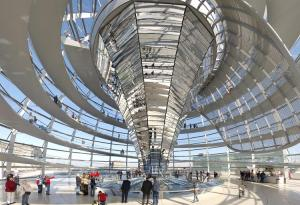 reichstag perspective
