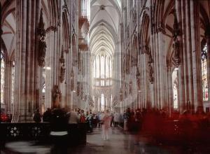CologneCathedralInterior